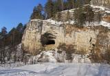 Игнатьевская пещера — п. Серпиевка