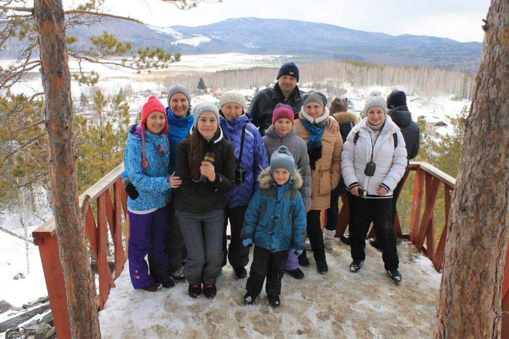 Тур выходного дня из Челябинска - Экскурсия на Сугомак, Слюдорудник