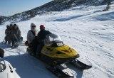 Снегоходный тур на вершину горы Иремель