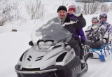 Снегоходный тур на остров Веры оз. Тургояк