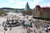 Новогодние каникулы в Ханты-Мансийске