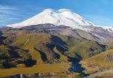 Пеший поход вдоль Эльбруса с северной стороны — 9 дней.