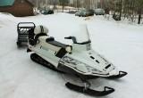 Снегоходный тур на Юрму
