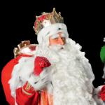 Зимний экспресс к Деду Морозу