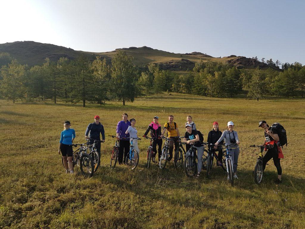 Тур выходного дня из Челябинска - Велотур на хребет Нурали