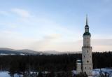 Парки Златоуста (Бажовский и Никольский) + Чёрная Скала