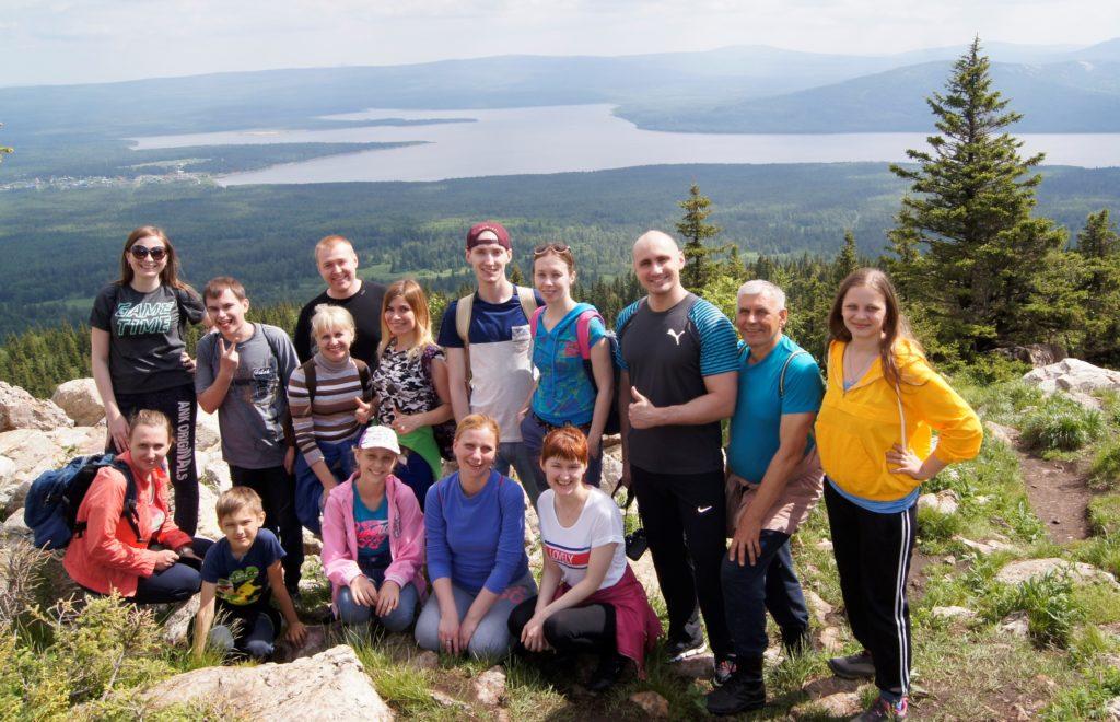 Тур выходного дня из Челябинска - Восхождение на хребет Зюраткуль